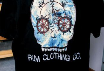 Rum Clothing Co.   Premium Customized T-Shirt   Impressionz Printing