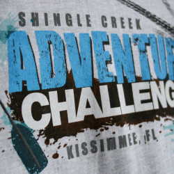 adventure challenge custom t-shirt design by impressionz printing