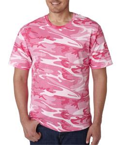 Mens Custom Camo Shirts | Code V Short Sleeve Shirt