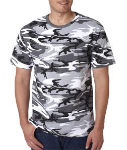 Mens Ribbed V Neck T Shirt