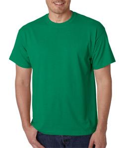 Mens White Crew Neck T Shirts