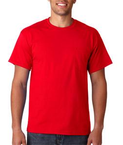 Mens Double Pocket Short Sleeve Shirts