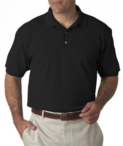 Hanes | Black For Custom T-Shirts | Impressionz Printing