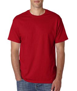 Hanes – 5280 – Deep Red