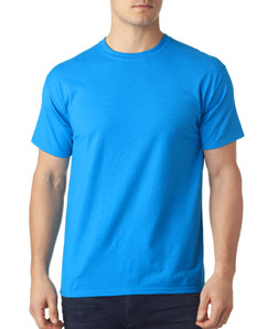 Hanes – H4200  – Neon Blue Heather
