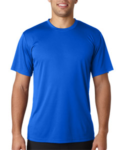 Mens Custom Athletic Shirts Hanes Performance Tee H4280