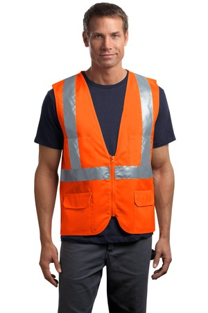 CornerStone® – CSV405 – Safety Orange/Reflective