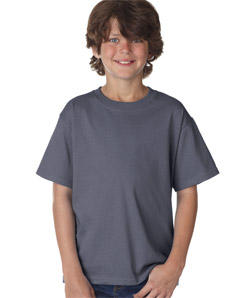 Kids Custom Short Sleeve Shirts Fruit Of The Loom Heavy