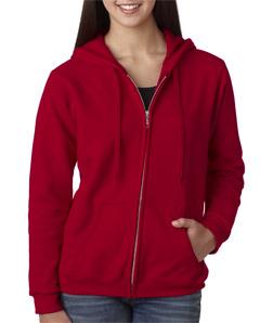 Gildan – 18600FL – Cardinal Red
