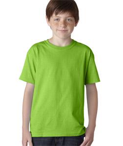 Kids Custom Short Sleeve Shirts Gildan Heavy Cotton Tee