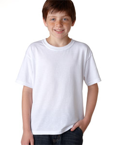 Wholesale Kids Tees for Non-Profits Positive American Youth, a non profit organization, uses our wholesale kids t-shirts in white for one of their many events in the community. PYO has a mission to build a foundation of goals for our youth, followed by revealing proven steps to reach those goals.