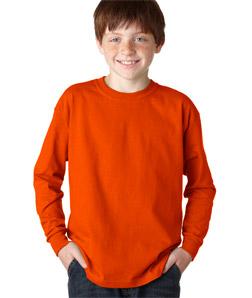 Kids Long Sleeve Shirts