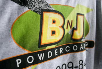 B-n-J Powder Coating | Custom Premium Printing | Impressionz Printing