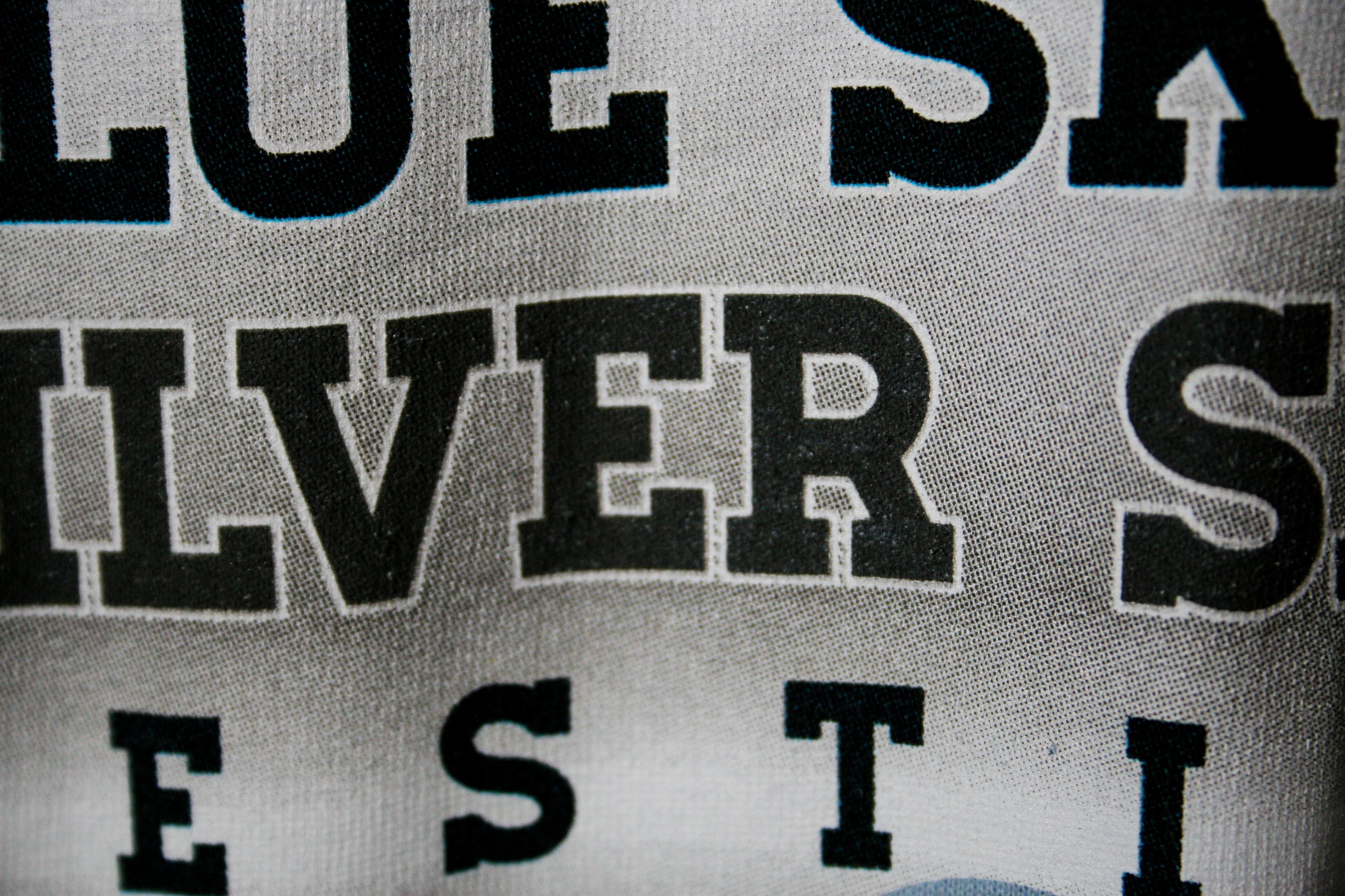 Full Color T Shirt Screen Printing