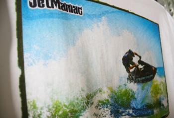 jet ski full color custom t-shirt printing by impressionz printing