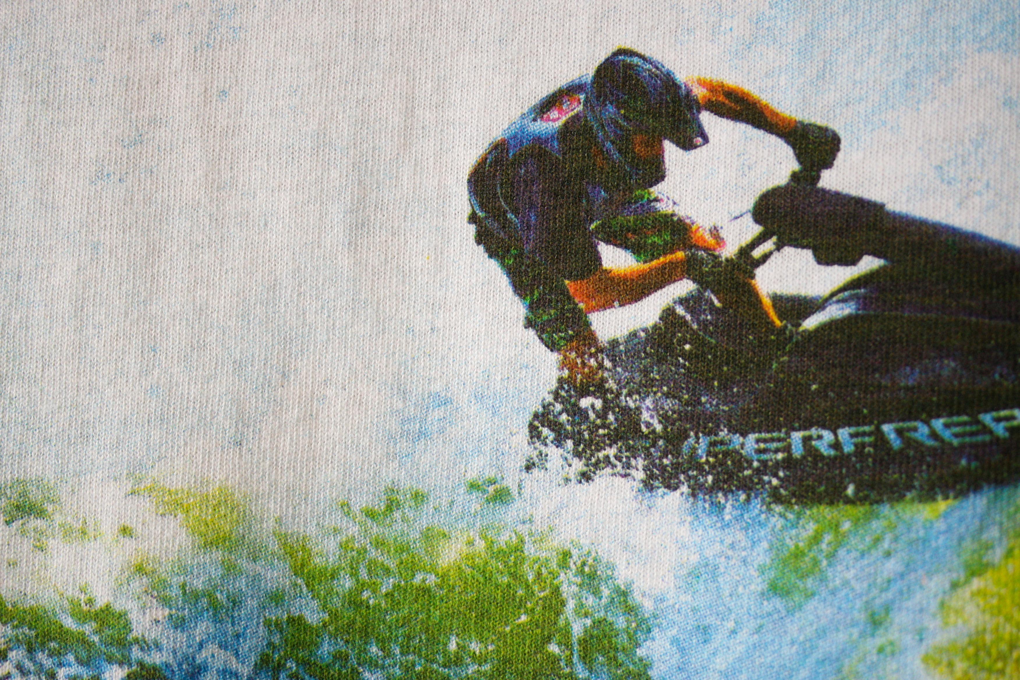 jet ski custom full color screen printing by impressionz printing
