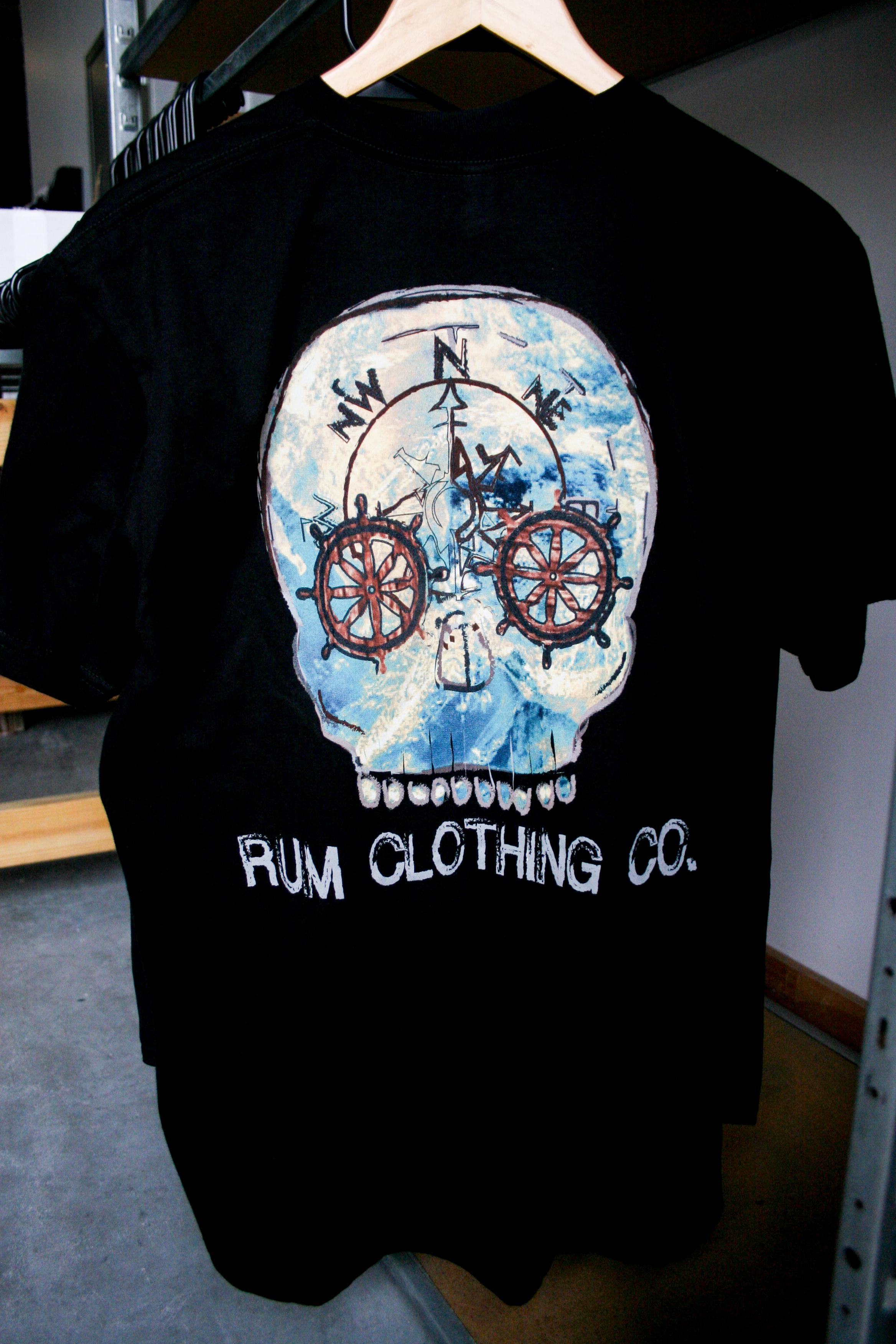 Rum Clothing Co. | Premium Customized T-Shirt | Impressionz Printing