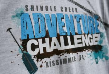 adventure challenge custom t-shirt design by impressionz printing