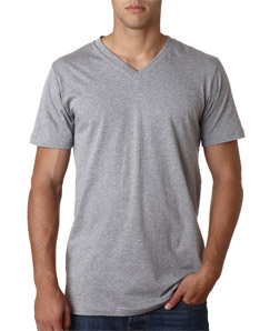 Unisex Custom V Neck Shirts Bella Canvas Jersey 3005