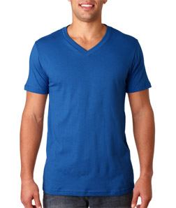 Unisex Custom V-Neck Shirts   Bella+Canvas Jersey 3005