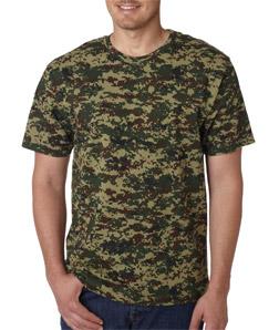 Camo T Shirts