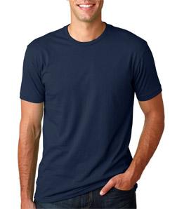 6cf5497e Mens Custom Fashion Fit Shirts | Next Level Crew Neck 3600