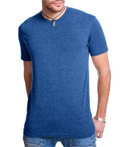Next Level Men/'s  Premium Tri-Blend Crew Neck Athletic Fit T-Shirt  6010
