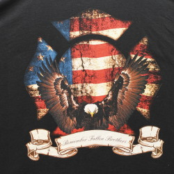 Remember Fallen Heroes | Full Color Printing T-Shirt | Impressionz Printing