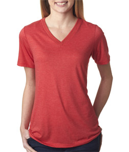 66524800ca Bella+Canvas – 6405 – Ladies Missy Short-Sleeve Jersey V-Neck Tee