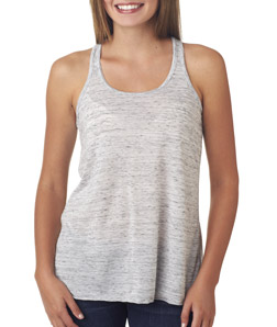 Womens Custom Tank Tops Bella Canvas Flowy Tank 8800